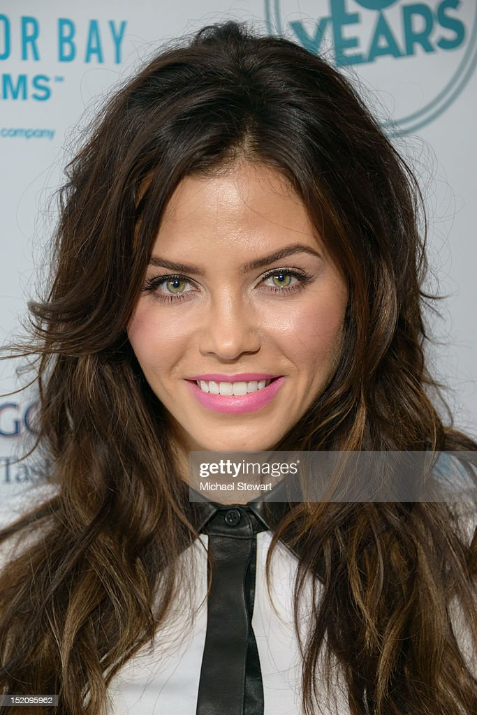 Actress Jenna Dewan-Tatum attends '10 Years' New York Brunch Reunion at Hotel Chantelle on September 16, 2012 in New York City.