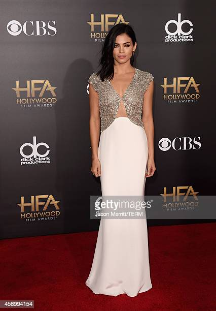 Actress Jenna DewanTatum attends the 18th Annual Hollywood Film Awards at The Palladium on November 14 2014 in Hollywood California