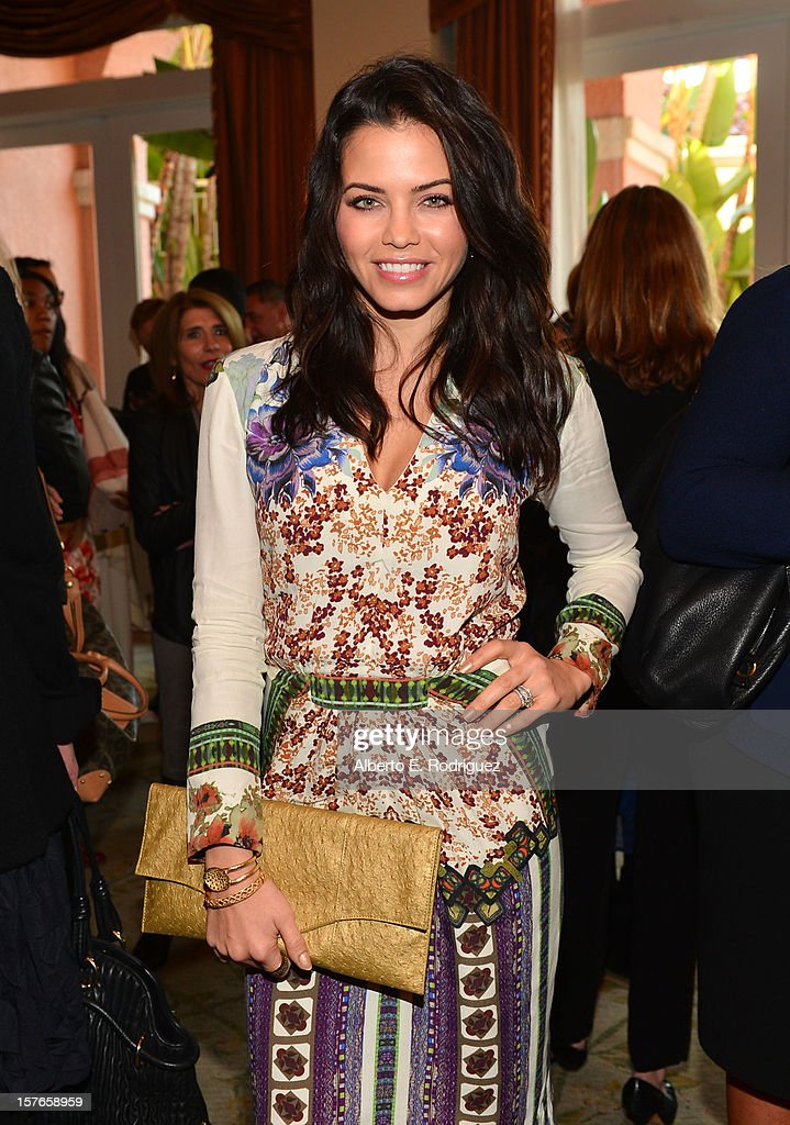 Actress Jenna Dewan-Tatum attends The Hollywood Reporter's 'Power 100: Women In Entertainment' Breakfast at the Beverly Hills Hotel on December 5, 2012 in Beverly Hills, California.
