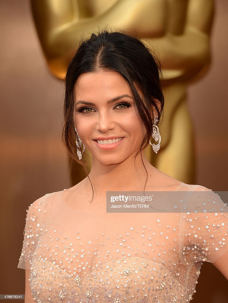 Actress Jenna Dewan-Tatum attends the Oscars held at Hollywood & Highland Center on March 2, 2014 in Hollywood, California.