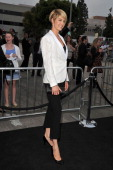 Actress Jenna Elfman arrives at the 'Super 8' Los Angeles Premiere held at Regency Village Theatre on June 8 2011 in Westwood California