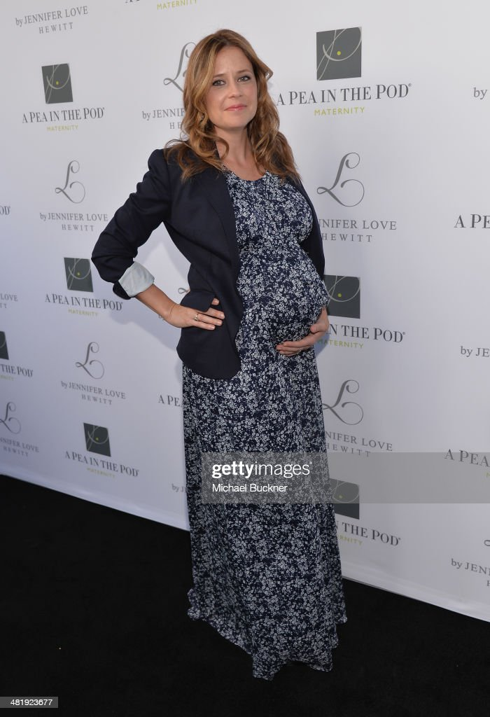 "A Pea In The Pod And Jennifer Love Hewitt Celebrate The Launch Of ""L By Jennifer Love Hewitt"" - Arrivals"