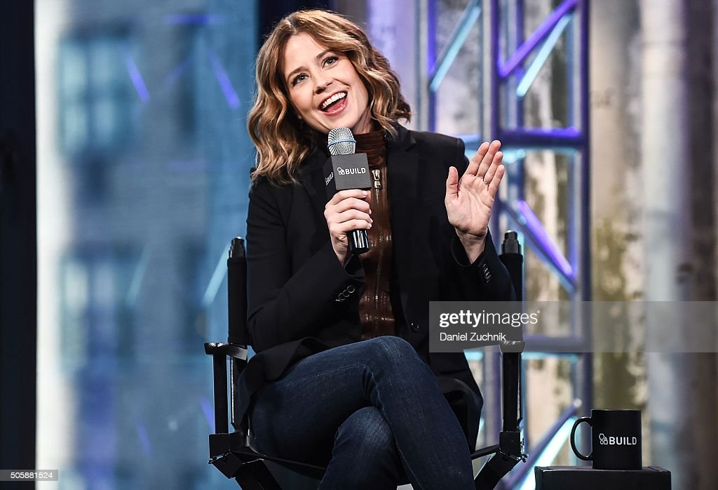 "AOL Build Speaker Series - Jenna Fischer, ""You, Me and the Apocolypse"""