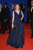 Actress Jenna Fischer attends the 102nd White House Correspondents' Association Dinner on April 30 2016 in Washington DC