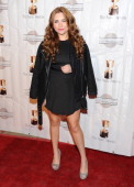 Actress Jennessa Rose arrives at the 41st Annual Annie Awards at Royce Hall UCLA on February 1 2014 in Westwood California