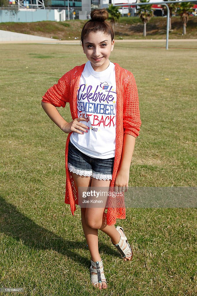 Actress Jennessa Rose attends American Cancer Society's 2nd Annual Relay For Life Of Hollywood on July 30, 2011 in Hollywood, California.