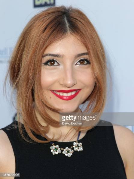 Actress Jennessa Rose attends The TJ Martell Foundation's Family Day LA at CBS Studios on November 10 2013 in Los Angeles California
