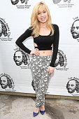 Actress Jennette McCurdy attends The Los Angeles Drama Club's 2nd Annual 'Tempest In A Teacup' Gala Fundraiser And Benefit Performance at The Magic...