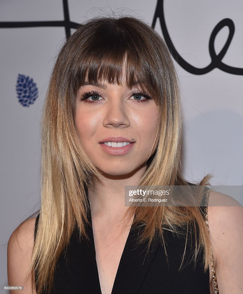 Actress Jennette McCurdy attends Tyler Ellis Celebrates the 5th Anniversary And Launch Of Tyler Ellis x Petra Flannery Collection at Chateau Marmont on January 31, 2017 in Los Angeles, California.