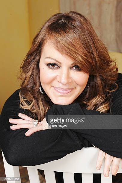 Actress Jenni Rivera attends the SAGIndie Actors Only brunch during the 2012 Sundance Film Festival held at Cafe Terigo on January 22 2012 in Park...