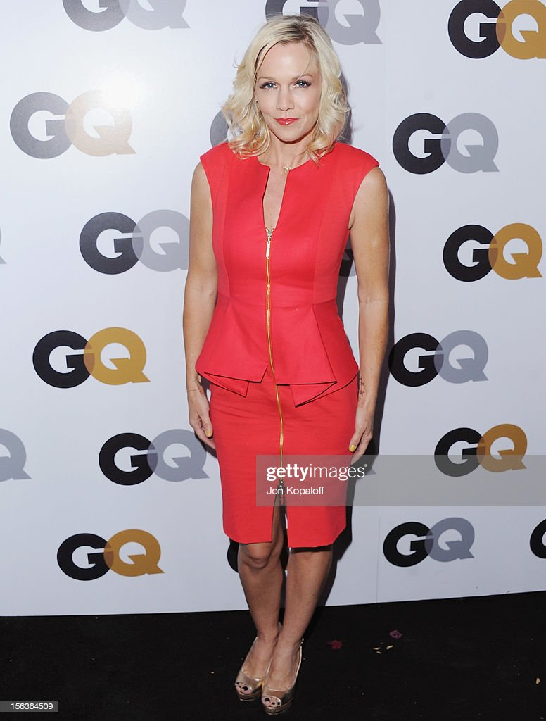 Actress Jennie Garth arrives at GQ Men Of The Year Party at Chateau Marmont on November 13, 2012 in Los Angeles, California.