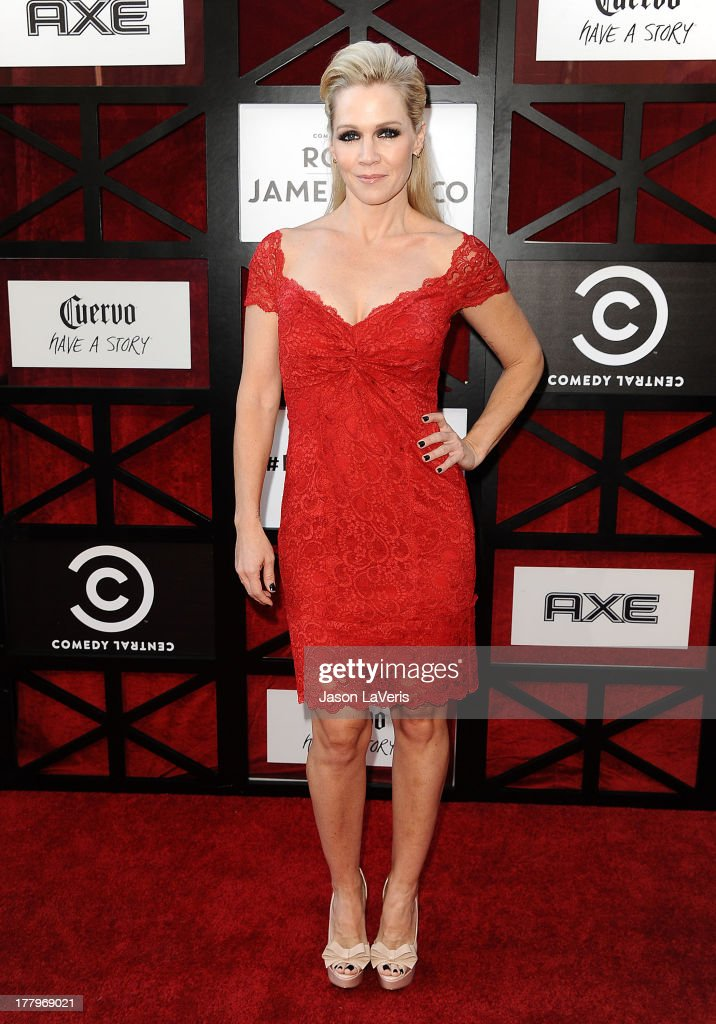 Actress Jennie Garth attends the Comedy Central Roast of James Franco at Culver Studios on August 25, 2013 in Culver City, California.