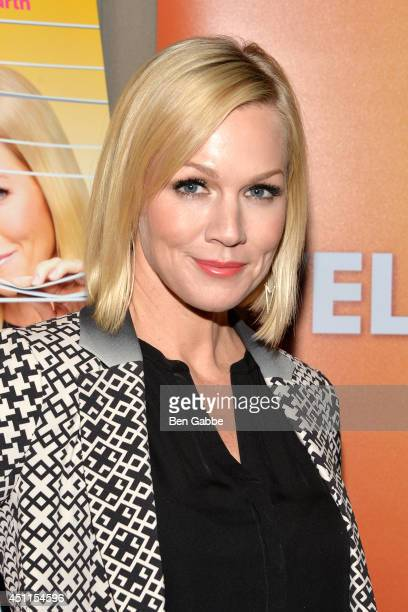 Actress Jennie Garth attends the 'Mystery Girls' Screening hosted by The Moms at Park Avenue Screening Room on June 24 2014 in New York City
