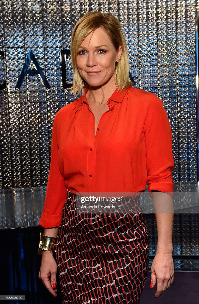 Actress Jennie Garth spearheads the 'Loving Is Giving' partnership between The Heart Foundation and ESCADA in recognition of February Heart Health...