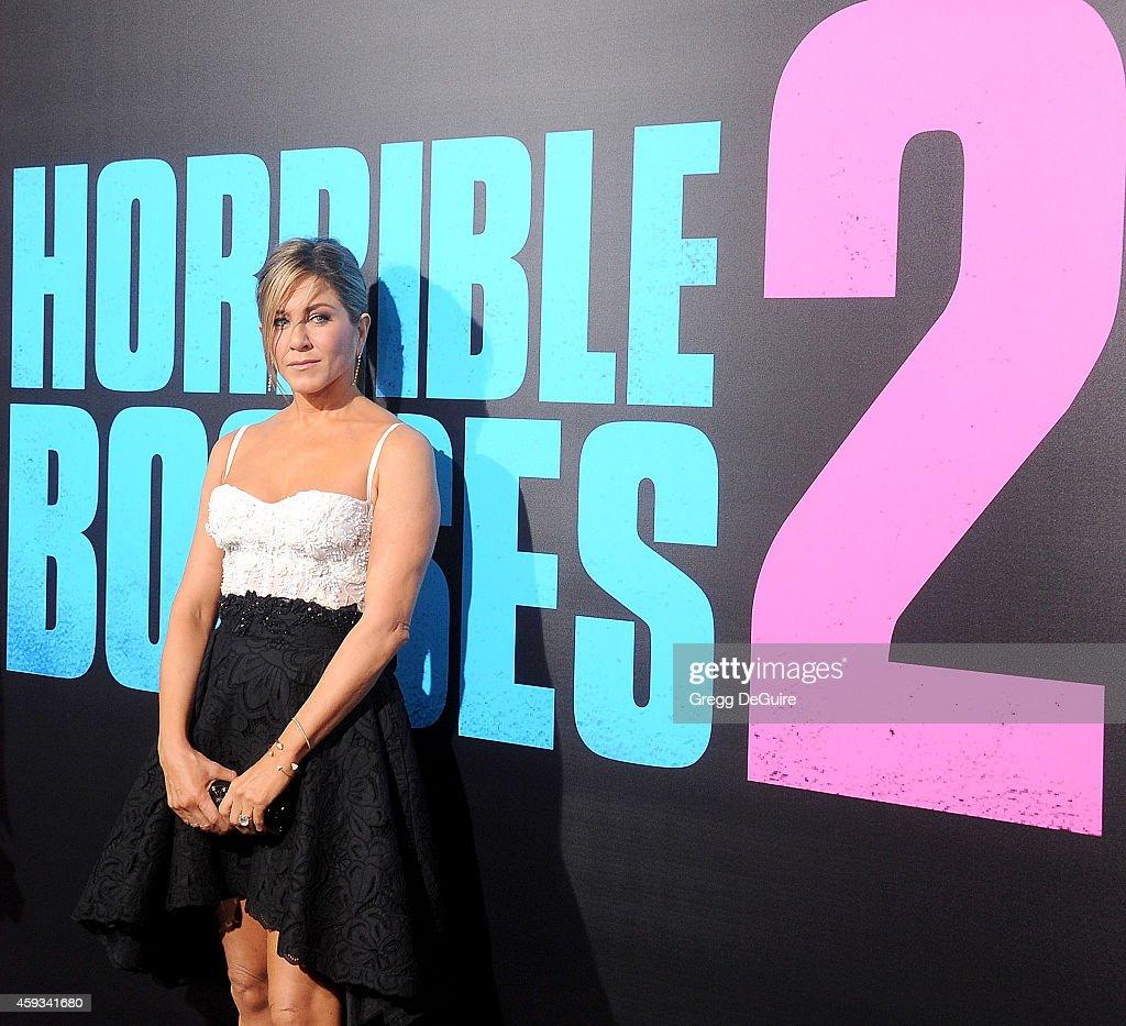 """""""Horrible Bosses 2"""" - Los Angeles Premiere - Arrivals ..."""