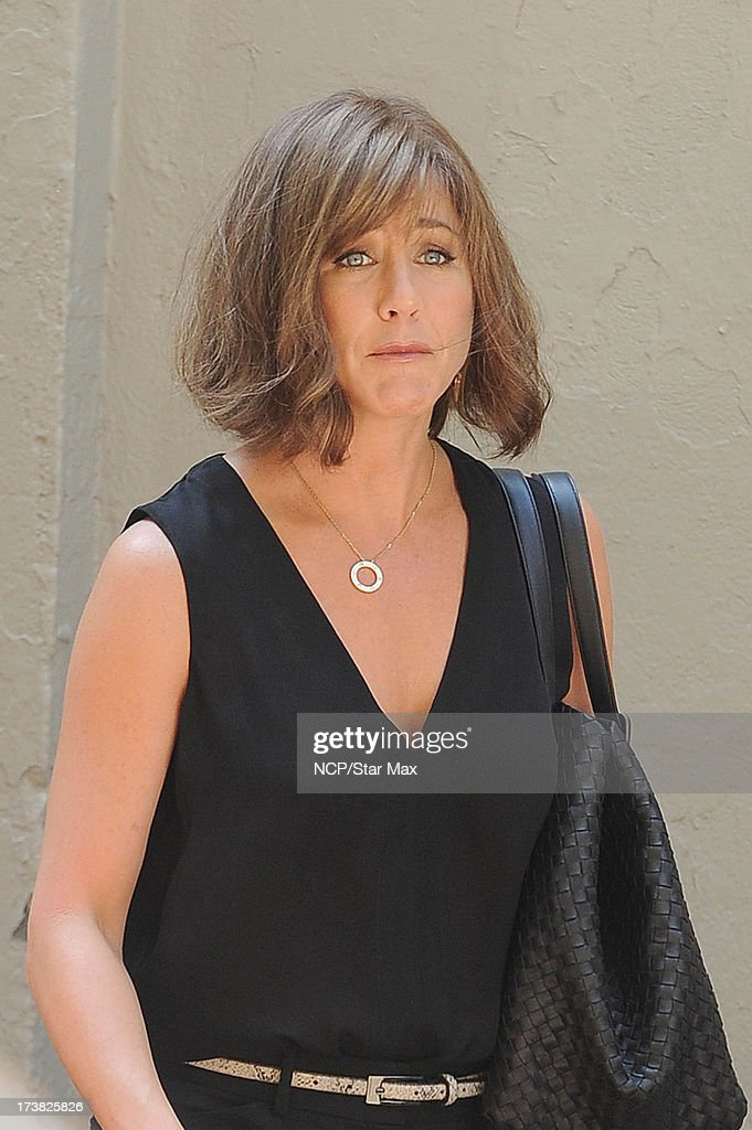 Actress <a gi-track='captionPersonalityLinkClicked' href=/galleries/search?phrase=Jennifer+Aniston&family=editorial&specificpeople=202048 ng-click='$event.stopPropagation()'>Jennifer Aniston</a> as seen on July 17, 2013 in New York City.
