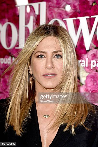 Actress Jennifer Aniston attends Open Roads World Premiere of 'Mother's Day' at TCL Chinese Theatre IMAX on April 13 2016 in Hollywood California