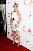 Actress Jennifer Aniston attends the premiere of Cinelou Films' 'Cake' at ArcLight Cinemas on January 14 2015 in Hollywood California