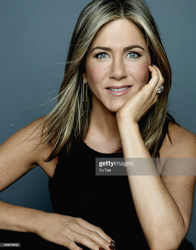 Actress <a gi-track='captionPersonalityLinkClicked' href=/galleries/search?phrase=Jennifer+Aniston&family=editorial&specificpeople=202048 ng-click='$event.stopPropagation()'>Jennifer Aniston</a> is photographed for Variety on September 6, 2014 in Toronto, Ontario.