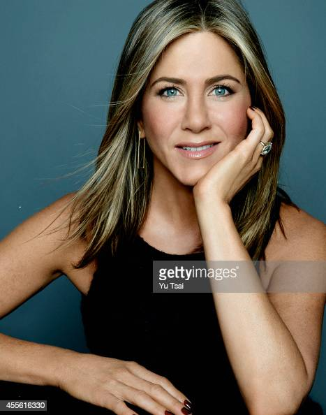 Actress Jennifer Aniston is photographed for Variety on September 6 2014 in Toronto Ontario