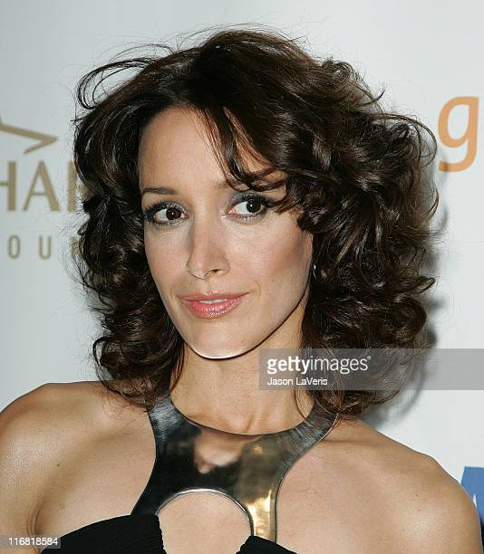 Actress Jennifer Beals attends the 19th Annual GLAAD Media Awards at the Kodak Theater on April 26 2008 in Hollywood California