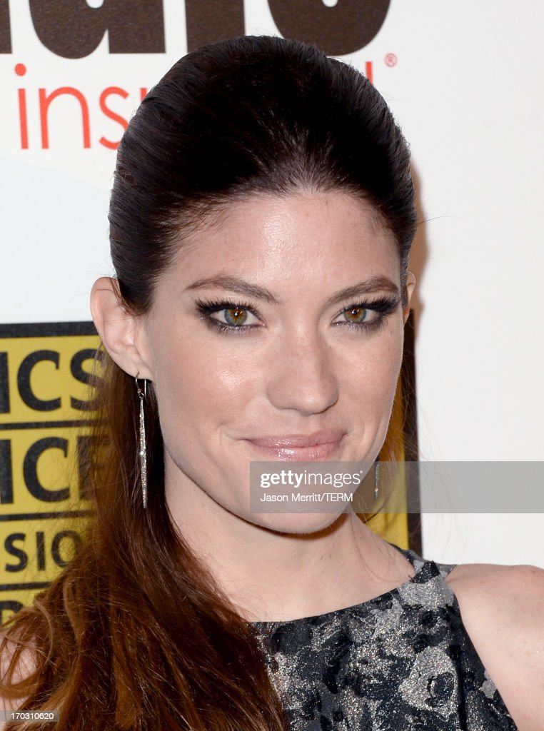 Actress <a gi-track='captionPersonalityLinkClicked' href=/galleries/search?phrase=Jennifer+Carpenter&family=editorial&specificpeople=595643 ng-click='$event.stopPropagation()'>Jennifer Carpenter</a> arrives at Broadcast Television Journalists Association's third annual Critics' Choice Television Awards at The Beverly Hilton Hotel on June 10, 2013 in Beverly Hills, California.