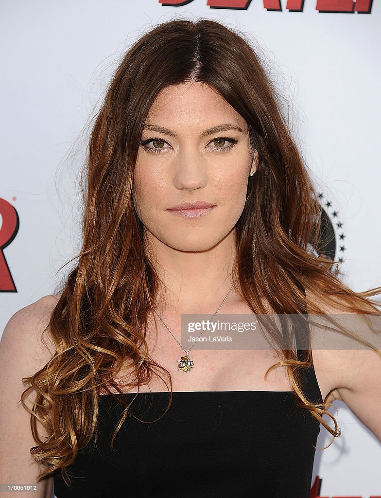 Actress Jennifer Carpenter attends the 'Dexter' series finale season premiere party at Milk Studios on June 15, 2013 in Hollywood, California.