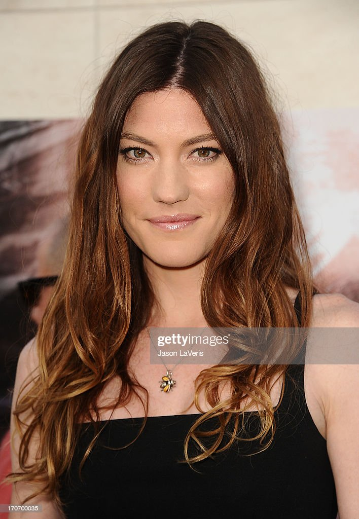Actress <a gi-track='captionPersonalityLinkClicked' href=/galleries/search?phrase=Jennifer+Carpenter&family=editorial&specificpeople=595643 ng-click='$event.stopPropagation()'>Jennifer Carpenter</a> attends the 'Dexter' series finale season premiere party at Milk Studios on June 15, 2013 in Hollywood, California.