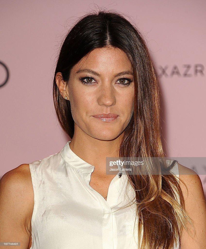 Actress <a gi-track='captionPersonalityLinkClicked' href=/galleries/search?phrase=Jennifer+Carpenter&family=editorial&specificpeople=595643 ng-click='$event.stopPropagation()'>Jennifer Carpenter</a> attends the Hollywood Reporter's 21st annual Women In Entertainment breakfast at The Beverly Hills Hotel on December 5, 2012 in Beverly Hills, California.