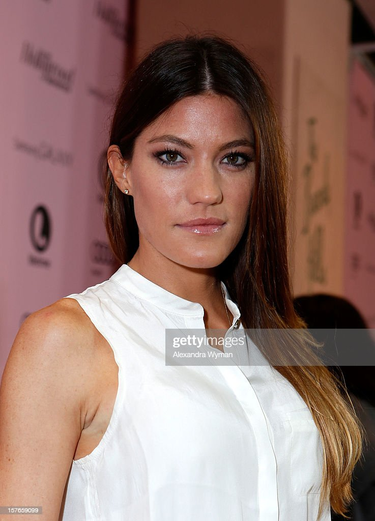 Actress <a gi-track='captionPersonalityLinkClicked' href=/galleries/search?phrase=Jennifer+Carpenter&family=editorial&specificpeople=595643 ng-click='$event.stopPropagation()'>Jennifer Carpenter</a> attends The Hollywood Reporter's 'Power 100: Women In Entertainment' Breakfast at the Beverly Hills Hotel on December 5, 2012 in Beverly Hills, California.