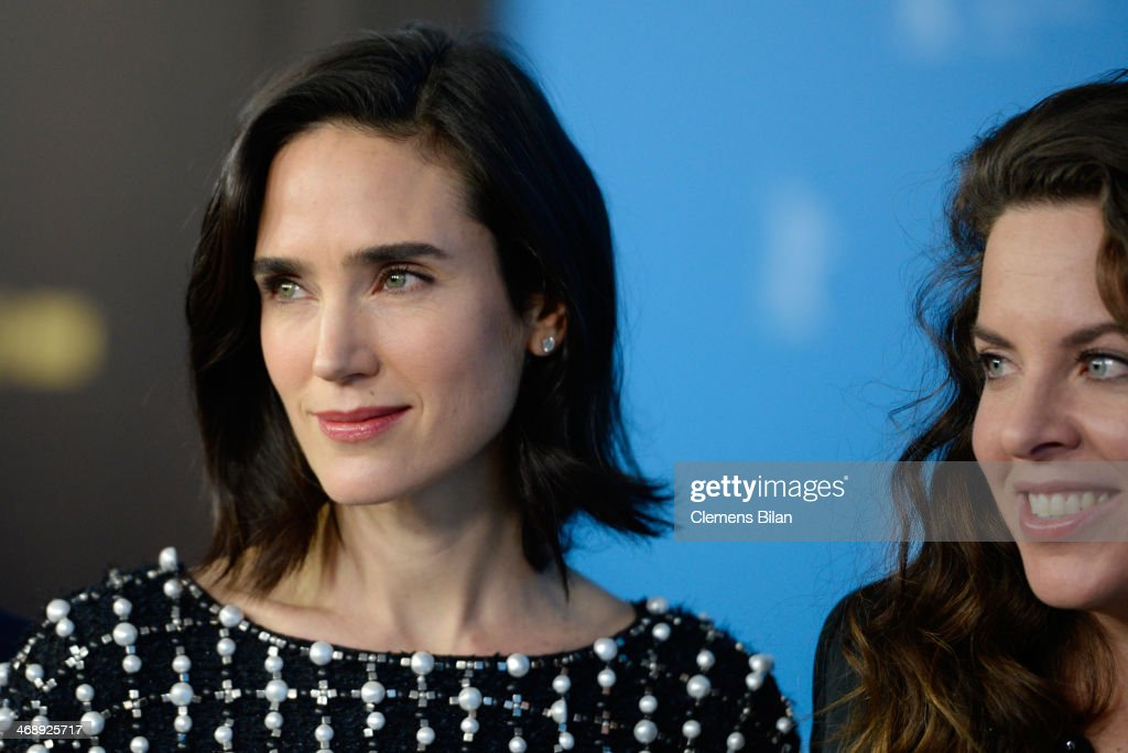 Actress <a gi-track='captionPersonalityLinkClicked' href=/galleries/search?phrase=Jennifer+Connelly&family=editorial&specificpeople=201581 ng-click='$event.stopPropagation()'>Jennifer Connelly</a> and director <a gi-track='captionPersonalityLinkClicked' href=/galleries/search?phrase=Claudia+Llosa&family=editorial&specificpeople=651584 ng-click='$event.stopPropagation()'>Claudia Llosa</a> attend the 'Aloft' photocall during 64th Berlinale International Film Festival at Grand Hyatt Hotel on February 12, 2014 in Berlin, Germany.