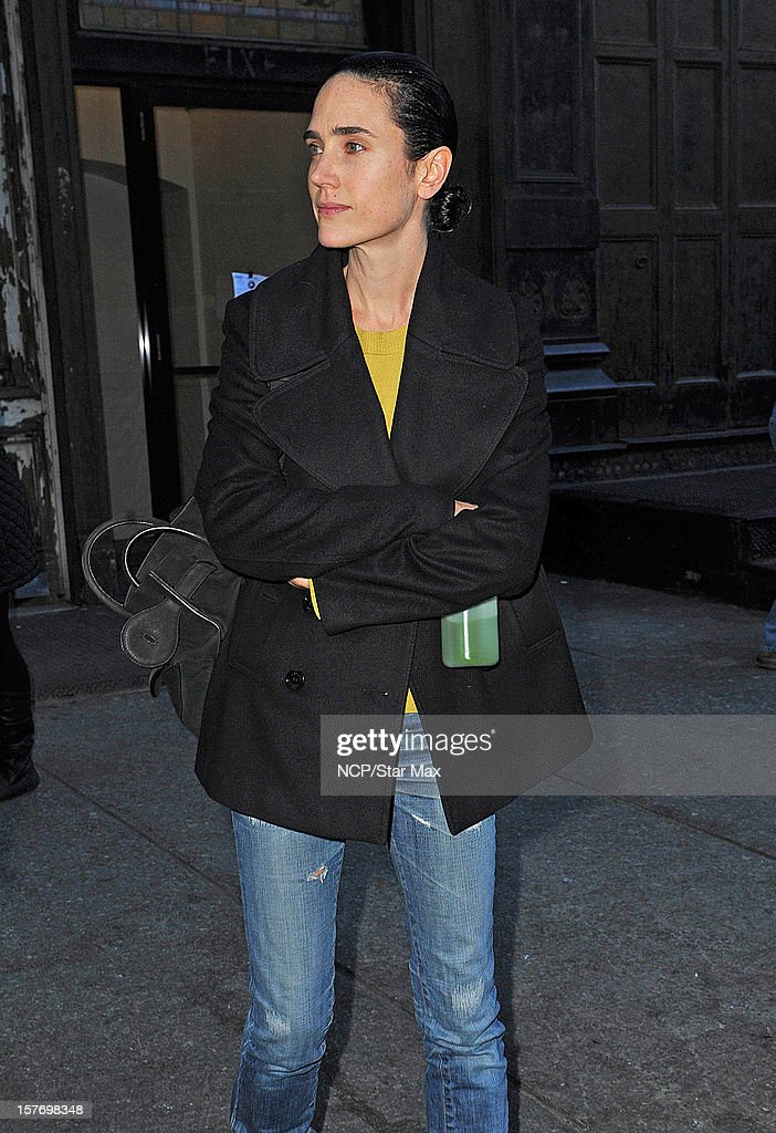 Actress <a gi-track='captionPersonalityLinkClicked' href=/galleries/search?phrase=Jennifer+Connelly&family=editorial&specificpeople=201581 ng-click='$event.stopPropagation()'>Jennifer Connelly</a> as seen on December 5, 2012 in New York City.