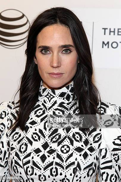 Actress Jennifer Connelly attends 2015 Tribeca Film Festival New York Premiere Narrative 'Aloft' at BMCC Tribeca PAC on April 24 2015 in New York City