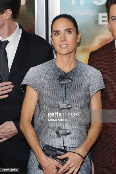 Actress Jennifer Connelly attends 'Only The Brave' New York screening at iPic Theater on October 17 2017 in New York City