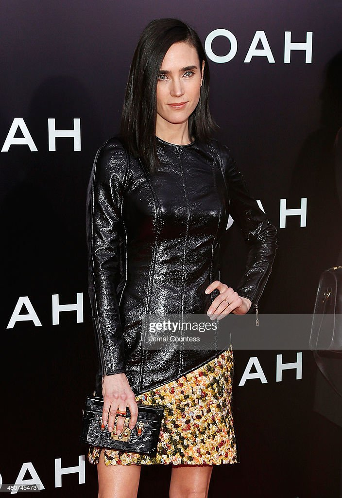 Actress Jennifer Connelly attends the New York Premiere of 'Noah' at Clearview Ziegfeld Theatre on March 26, 2014 in New York City.