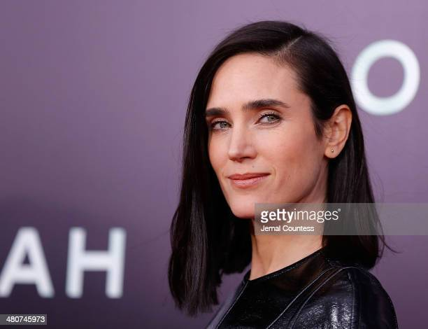 Actress Jennifer Connelly attends the New York Premiere of 'Noah' at Clearview Ziegfeld Theatre on March 26 2014 in New York City