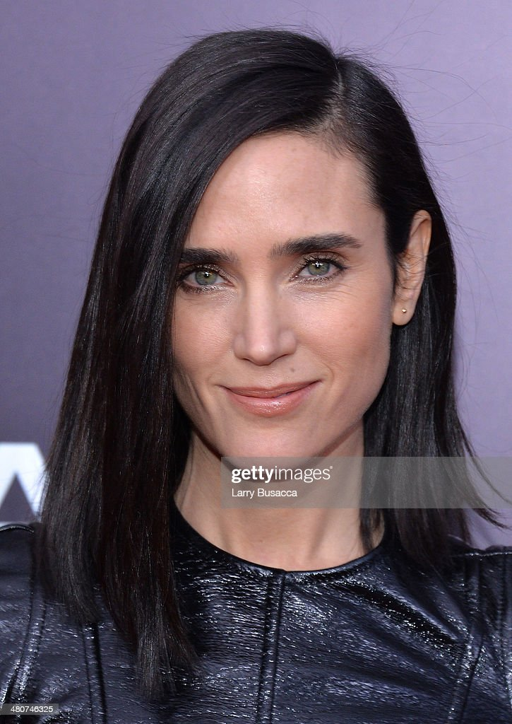 Actress <a gi-track='captionPersonalityLinkClicked' href=/galleries/search?phrase=Jennifer+Connelly&family=editorial&specificpeople=201581 ng-click='$event.stopPropagation()'>Jennifer Connelly</a> attends the New York premiere of Paramount Pictures' 'Noah' at the Ziegfeld Theatre on March 26, 2014 in New York City.