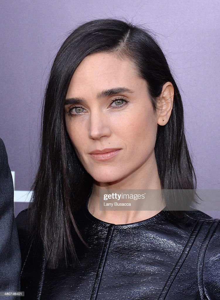 Actress Jennifer Connelly attends the New York premiere of Paramount Pictures' 'Noah' at the Ziegfeld Theatre on March 26, 2014 in New York City.