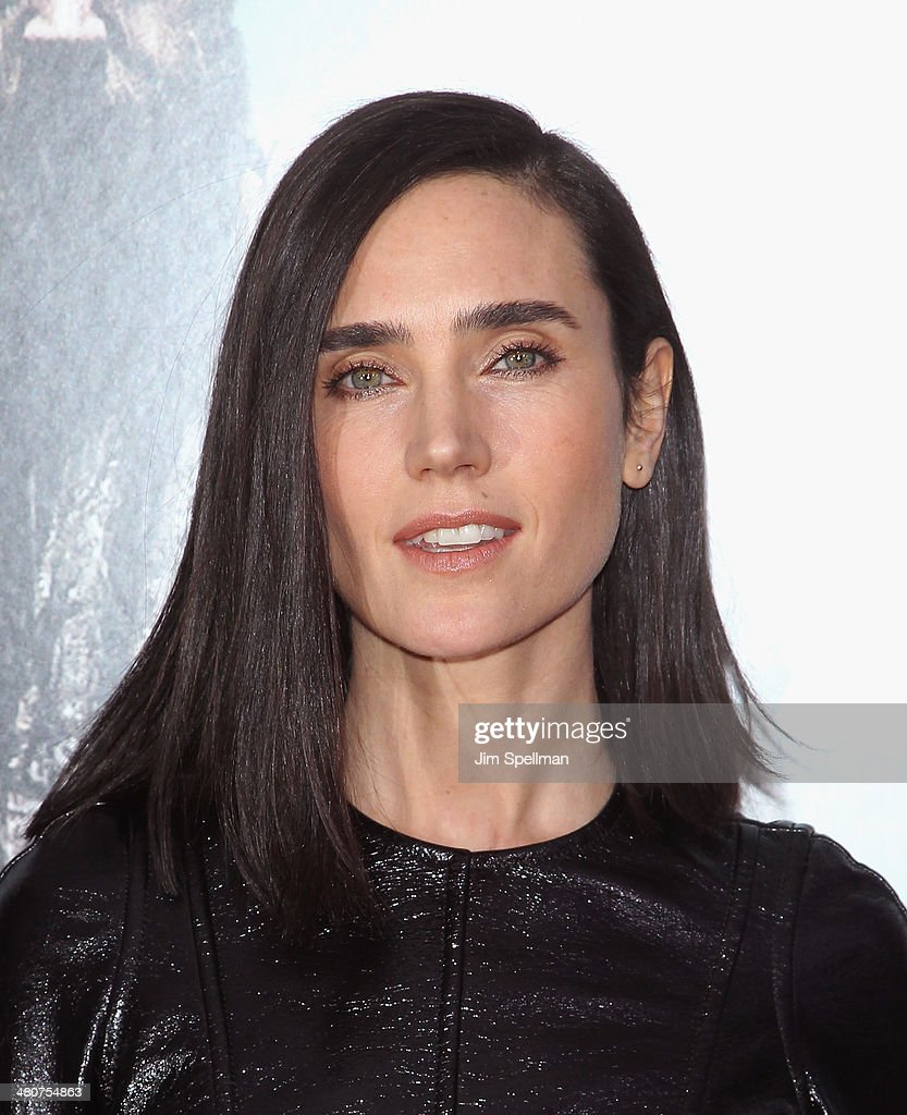 Actress Jennifer Connelly attends the 'Noah' New York Premiere at Ziegfeld Theatre on March 26, 2014 in New York City.