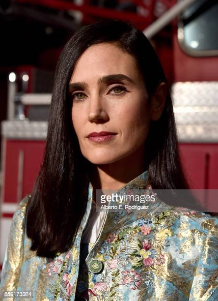 Actress Jennifer Connelly attends the premiere of Columbia Pictures' 'Only The Brave' at the Regency Village Theatre on October 8 2017 in Westwood...