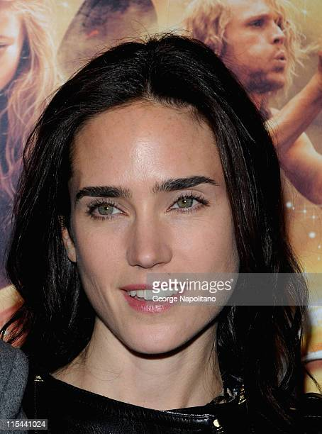 Actress Jennifer Connelly attends the premiere of 'Inkheart' at the AMC Loews Lincoln Square 13 on January 15 2009 in New York City