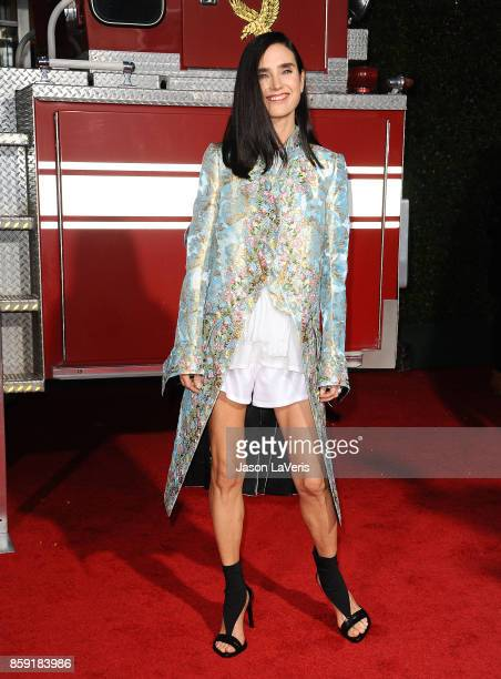 Actress Jennifer Connelly attends the premiere of 'Only the Brave' at Regency Village Theatre on October 8 2017 in Westwood California