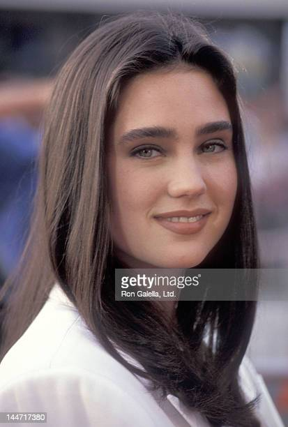 Actress Jennifer Connelly attends 'The Rocketeer' Hollywood Premiere in conjuction with the El Capital Theatre RibbonCutting ReOpening Ceremony on...