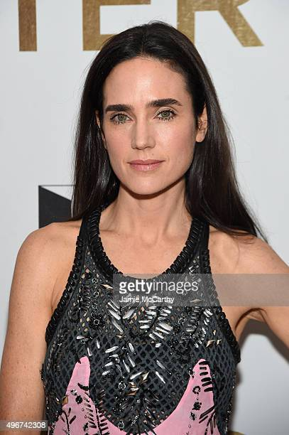 Actress Jennifer Connelly attends the 'Shelter' New York Premiere at The Whitney Museum of American Art on November 11 2015 in New York City