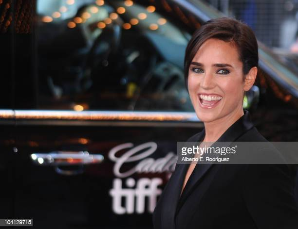 Actress Jennifer Connelly attends 'What's Wrong With Virginia' Premiere during the 35th Toronto International Film Festival at The Elgin on September...