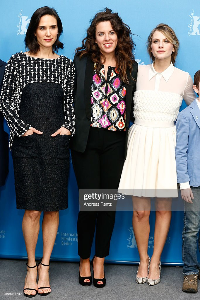 Actress Jennifer Connelly, director Claudia Llosa and actress Melanie Laurent attend the 'Aloft' photocall during 64th Berlinale International Film Festival at Grand Hyatt Hotel on February 12, 2014 in Berlin, Germany.