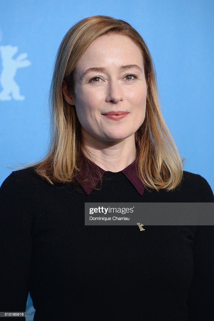 Actress Jennifer Ehle attends the 'A Quiet Passion' photo call during the 66th Berlinale International Film Festival Berlin at Grand Hyatt Hotel on February 14, 2016 in Berlin, Germany.