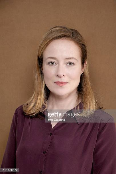 Actress Jennifer Ehle is photographed for Self Assignment on February 12 2016 in Berlin France