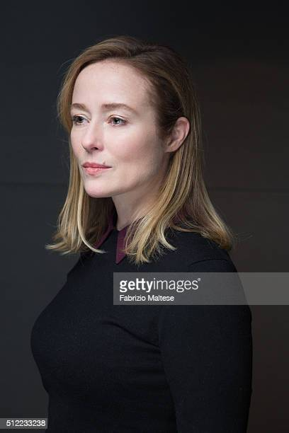 Actress Jennifer Ehle is photographed for The Hollywood Reporter on February 15 2016 in Berlin Germany **NO SALES IN USA TILL MAY 25 2016**