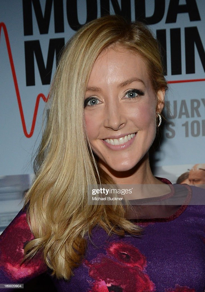 Actress Jennifer Finnigan attends 'Monday Mornings' Premiere Reception at at BOA Steakhouse on January 24, 2013 in West Hollywood, California. (Photo by Michael Buckner/WireImage) 23200_001_MB_0069.jpg